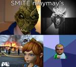 SMITE maymay's