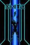 Smite/Tron Poster