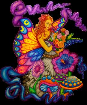 Mom's Garden Fairy