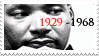Martin Luther King, Jr by Jermat444
