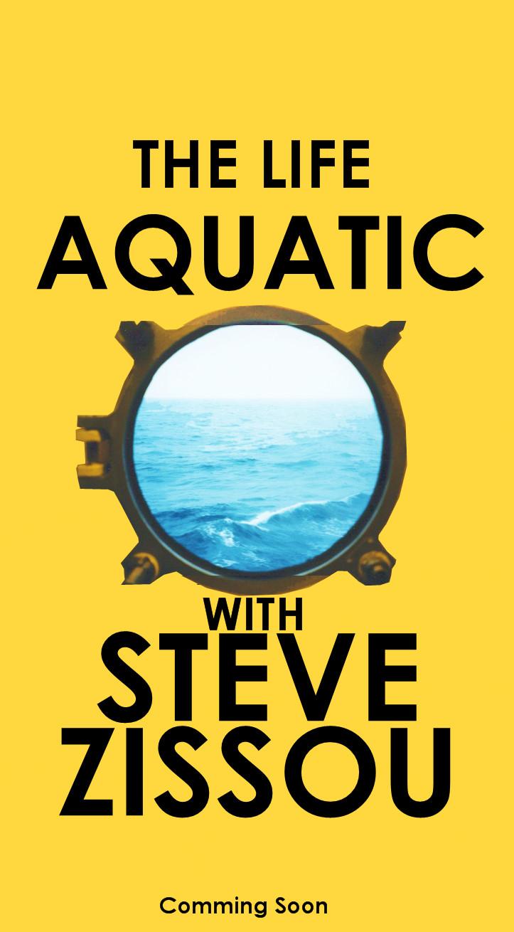 Life Aquatic poster by...