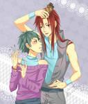 Collab : Hiro and Suguru