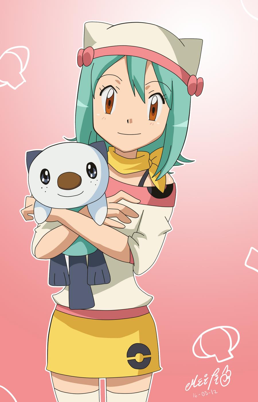 Yumei and Mijumaru by KurumiErika