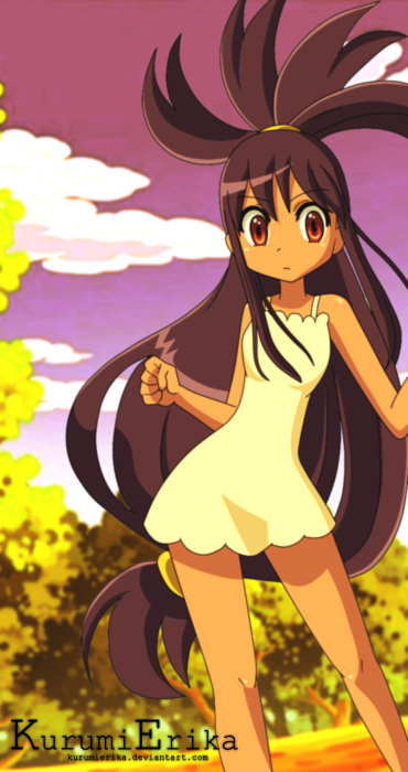 Iris - Pokemon by KurumiErika