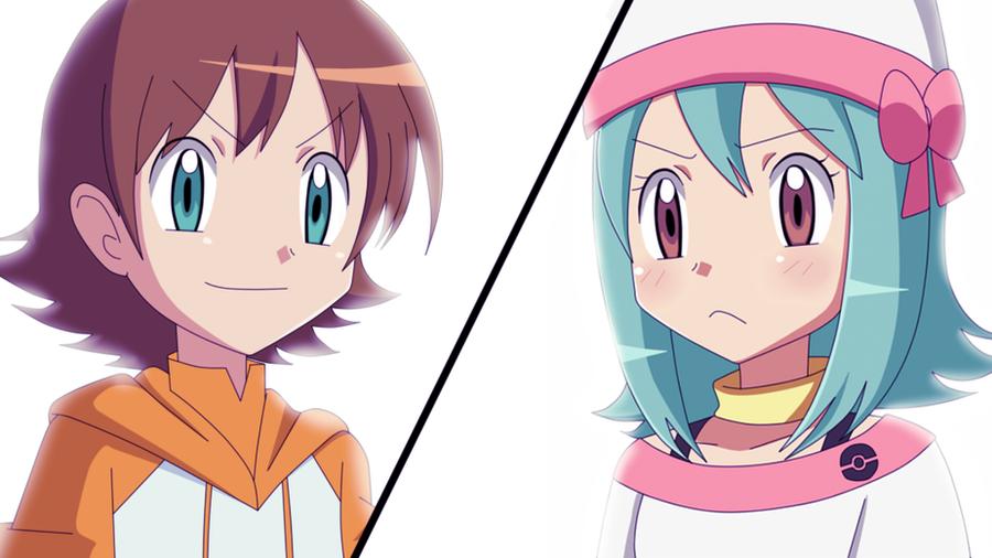 Yumei and Kazuya by KurumiErika
