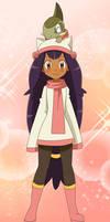 Iris winter clothing by KurumiErika