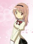 madoka Homura hairstyle