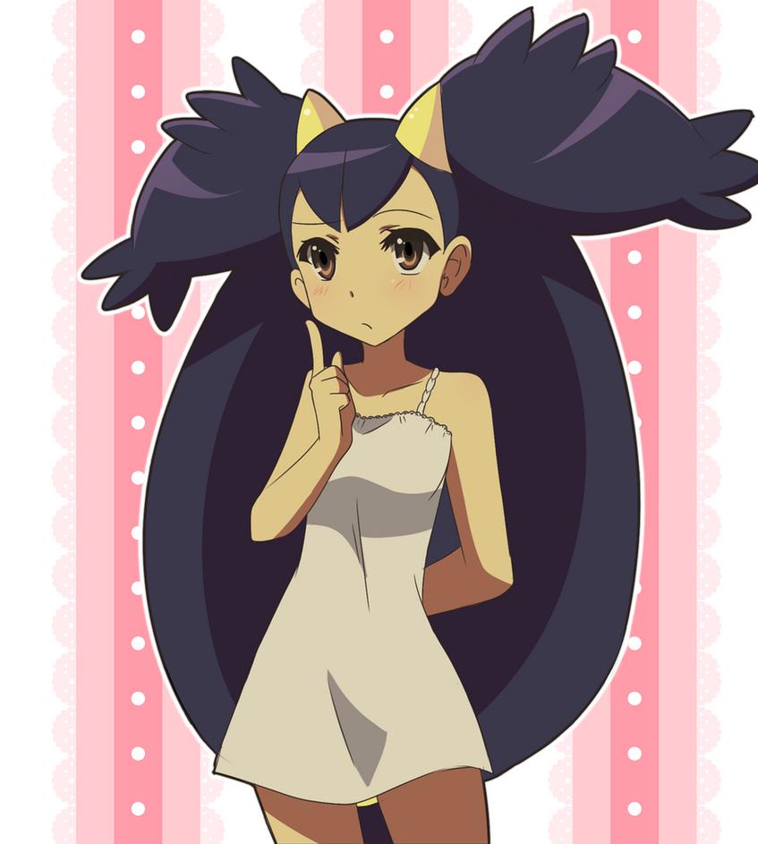 Iris by KurumiErika