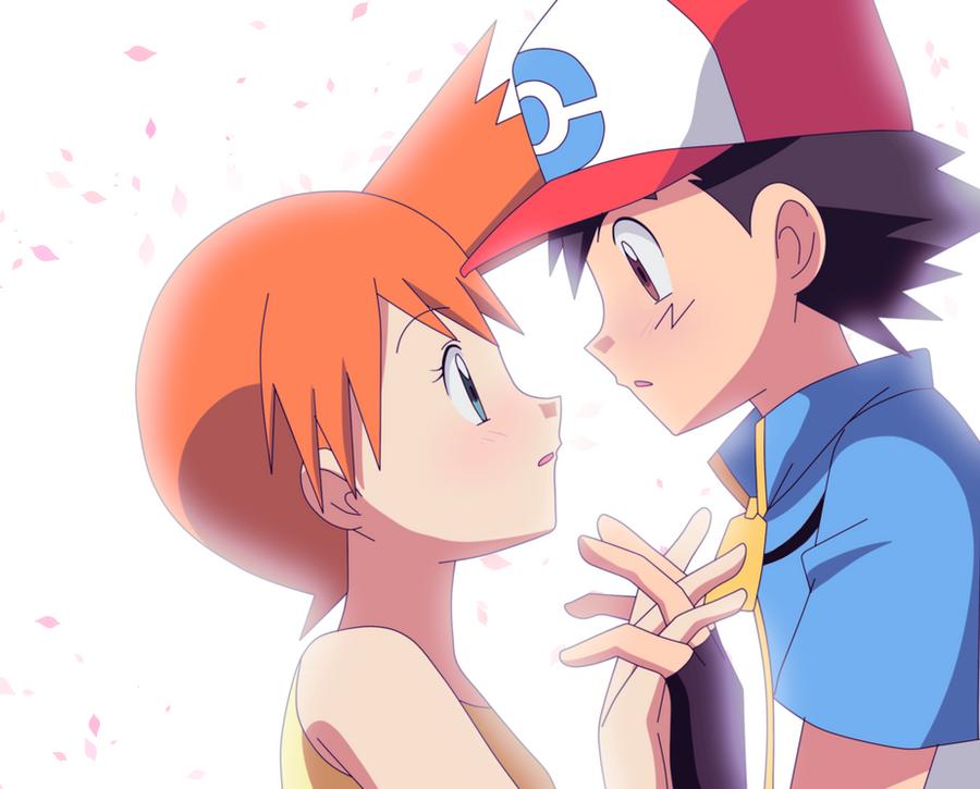 Pokeshipping by KurumiErika