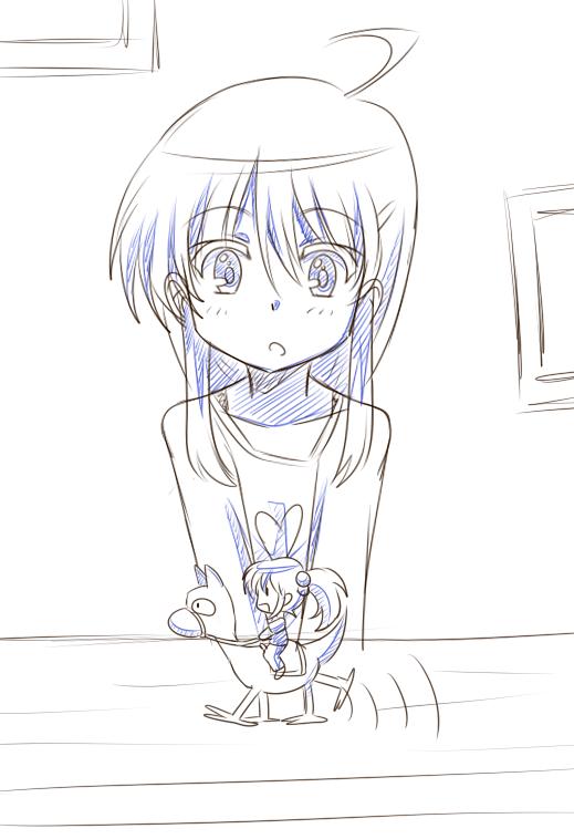 Meiji sketch by KurumiErika
