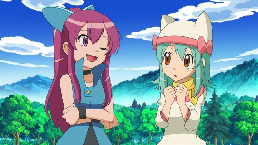 Yumei And Airi by KurumiErika