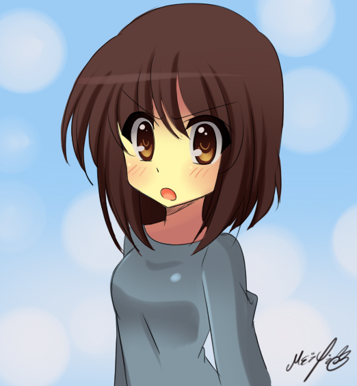 Me ~ by KurumiErika