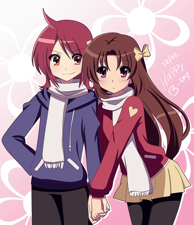 Happy Birthday Haru chan x3~ by KurumiErika