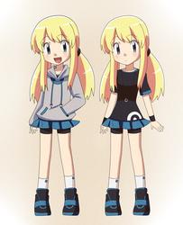 Pokemon OC Adoptable ~ IV -closed- by KurumiErika