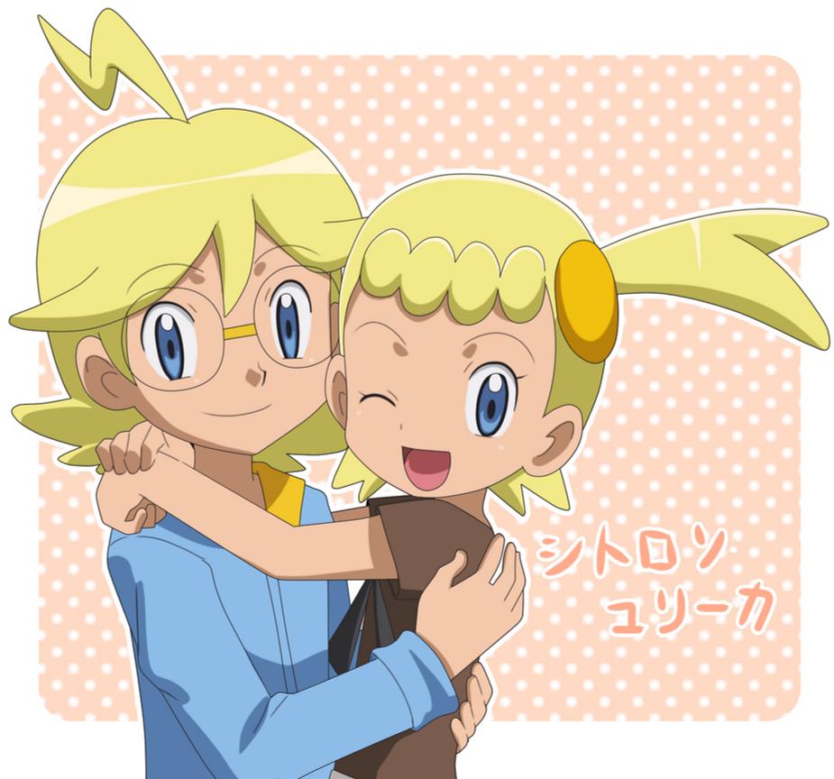 Citron and Yurika ~ by KurumiErika