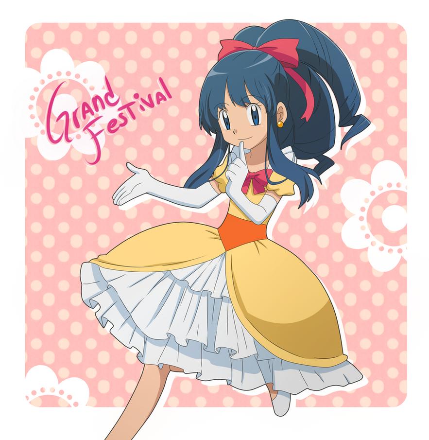 Hikari ~ Grand festival by KurumiErika