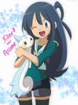 Kaori and Ayame