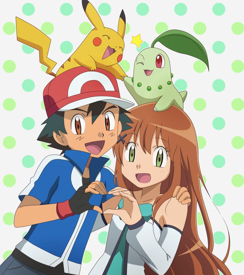 CM: Lovelychu ~ Haine and Ash by KurumiErika on DeviantArt