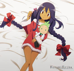 Christmas Wishful by KurumiErika