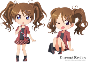 CM: KrisagaLoyalar17 - Roselynn by KurumiErika