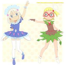 CM: Kazimo ~ Eliane and Eureka ~ by KurumiErika