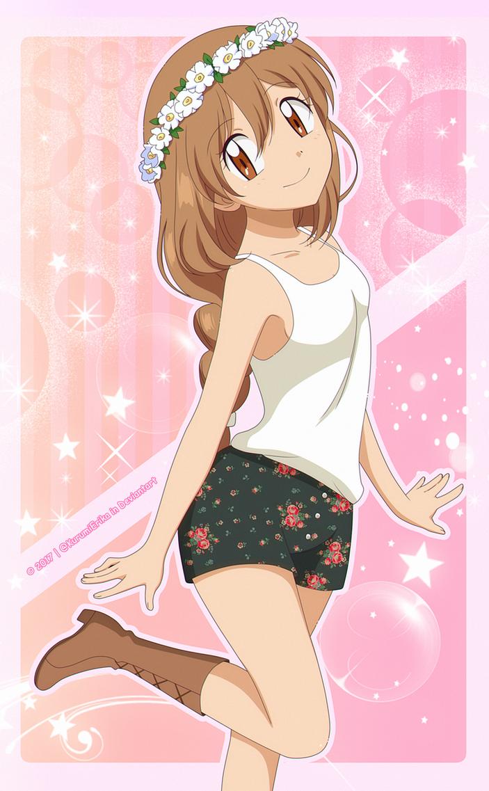 CM Miss-pichu ~ Reesa ~ by KurumiErika