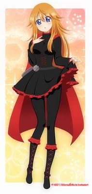 CM: Utharaptor5 ~ Black Midori ~