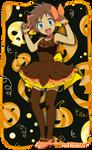 CM: DexholderRachel ~ Halloween Phoebe ~