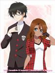 CM: itinkoi ~ Mizuki and Akira