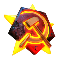 Red Alert 2 Dock Icon by 2Beans