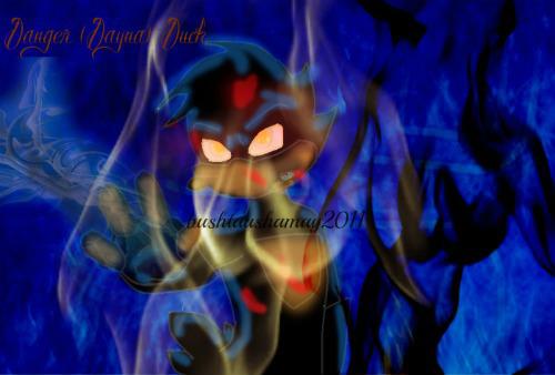 Danger Duck's Dark Powers Loonatics No Mr.Nice Guy by LoonataniaTaushaMay