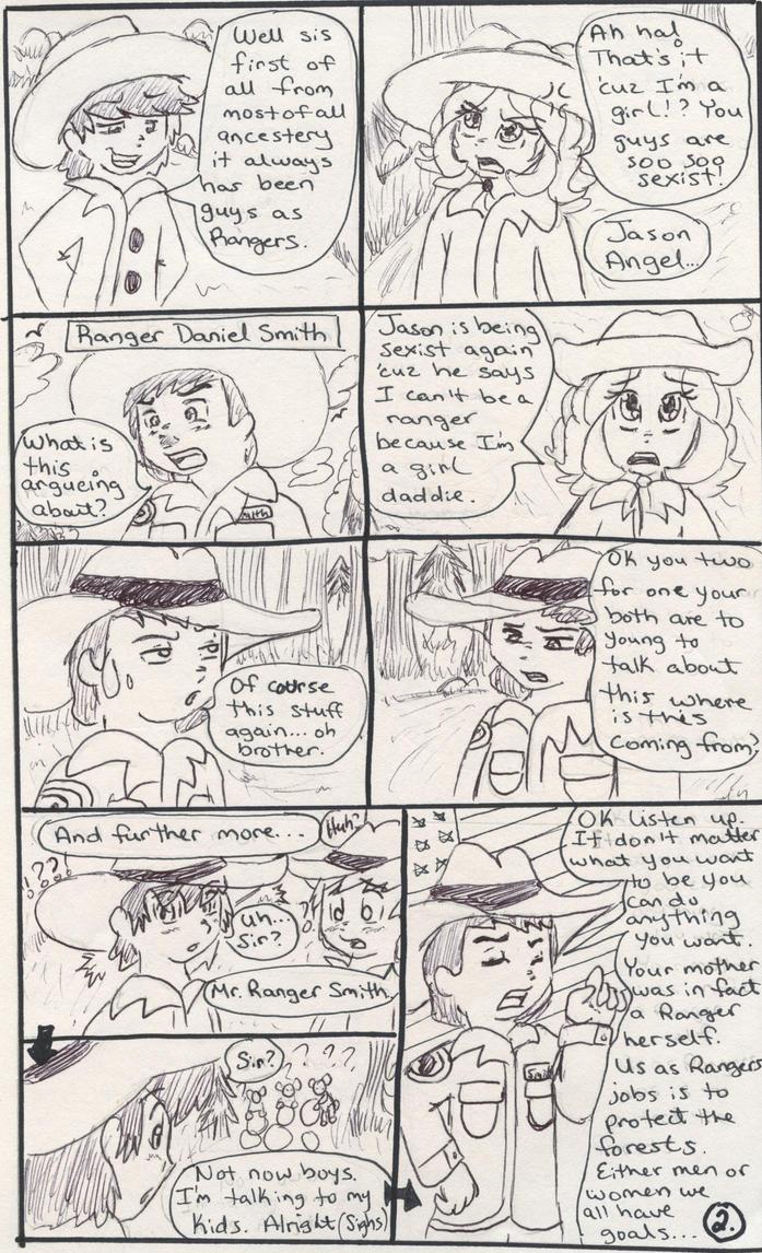 AniMorphic Heroes pg. 2 by LoonataniaTaushaMay
