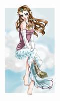 Princess Zelda by BerryKuro