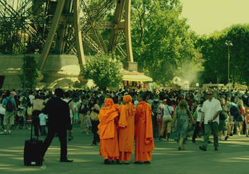 Orange by Toodleena
