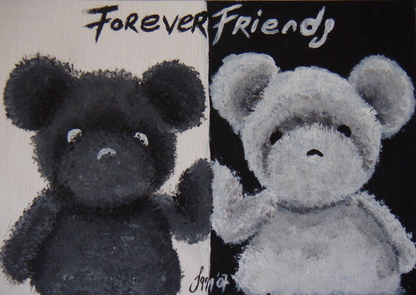 .:Forever Friends:. by CousCoussina