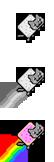 Nyan Cat Start Orb by sea1monkey2