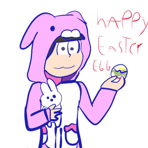 happy easter egg by isidoragames25