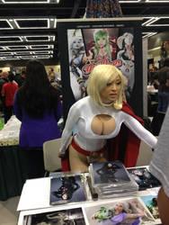 Yaya Han Powergirl