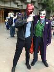 Red Hood and Joker