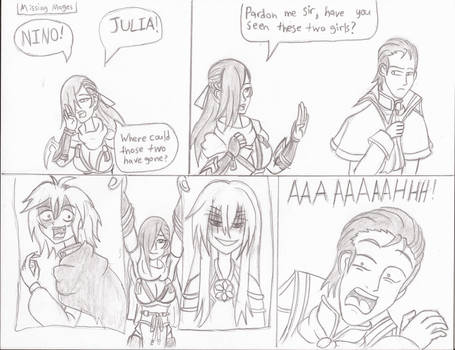 [FEH 4Koma] #34: Missing Mages
