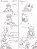 [FEH 4Koma] #39: Support Group Double Feature by Willanator93