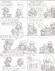 [FEH 4Koma] #44: Another Double Feature by Willanator93
