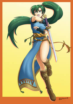 Lyn Lady of the Plains