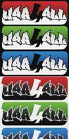 WAR4ALL t-shirt design