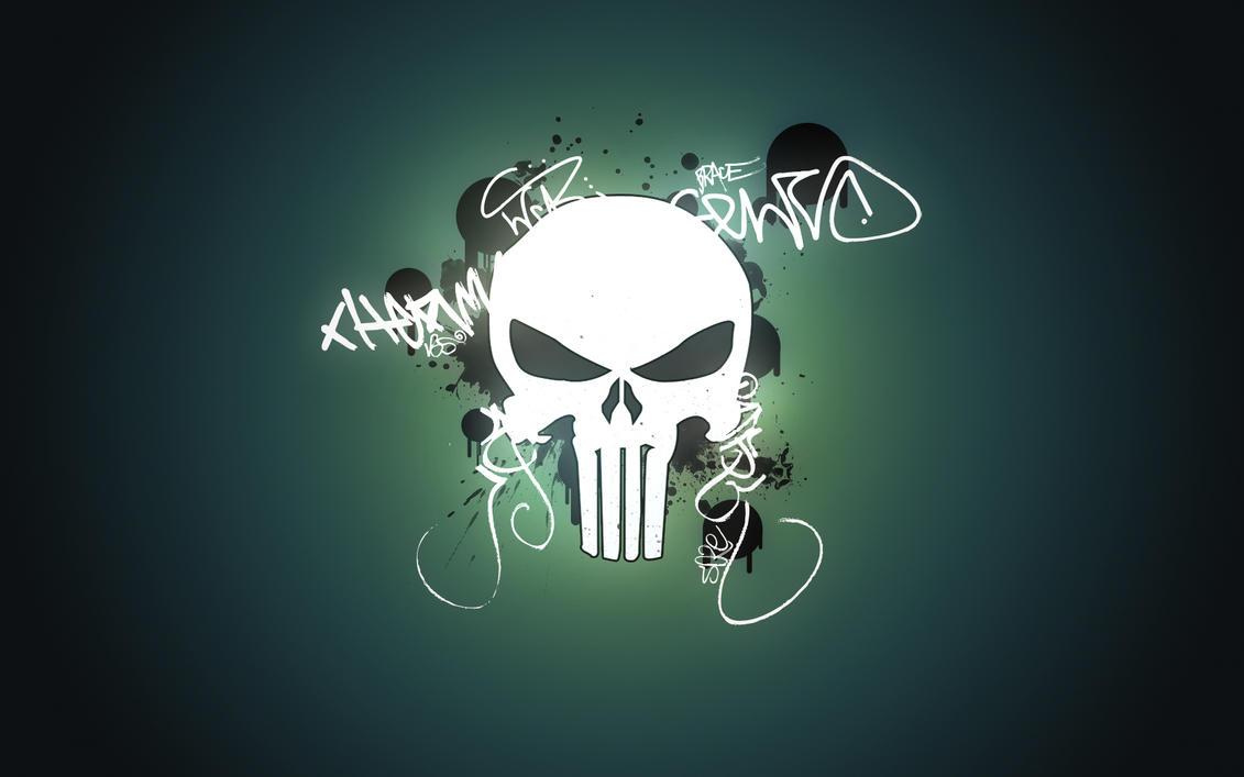 skull wallpaper revisitedrockenny on deviantart