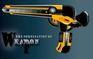 Combined weapon