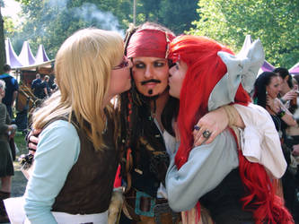 One Lucky Pirate by Vanne
