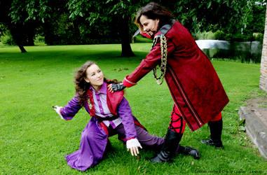 Mercutio et Tybalt