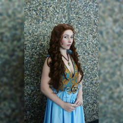 Margaery Tyrell cosplay by Vanne