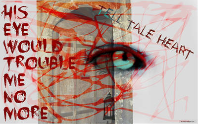 Tell tale heart, english project